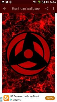 Sharingan Wallpaper screenshot 6