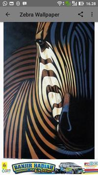 Zebra Wallpaper apk screenshot