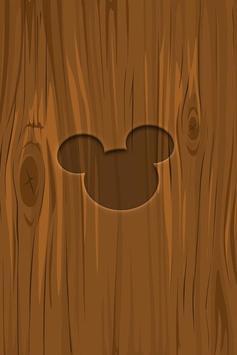 Wood Wallpaper poster