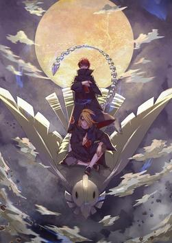 Akatsuki Wallpaper Art screenshot 3