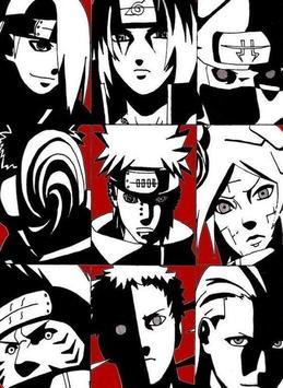 Akatsuki Wallpaper Art screenshot 4