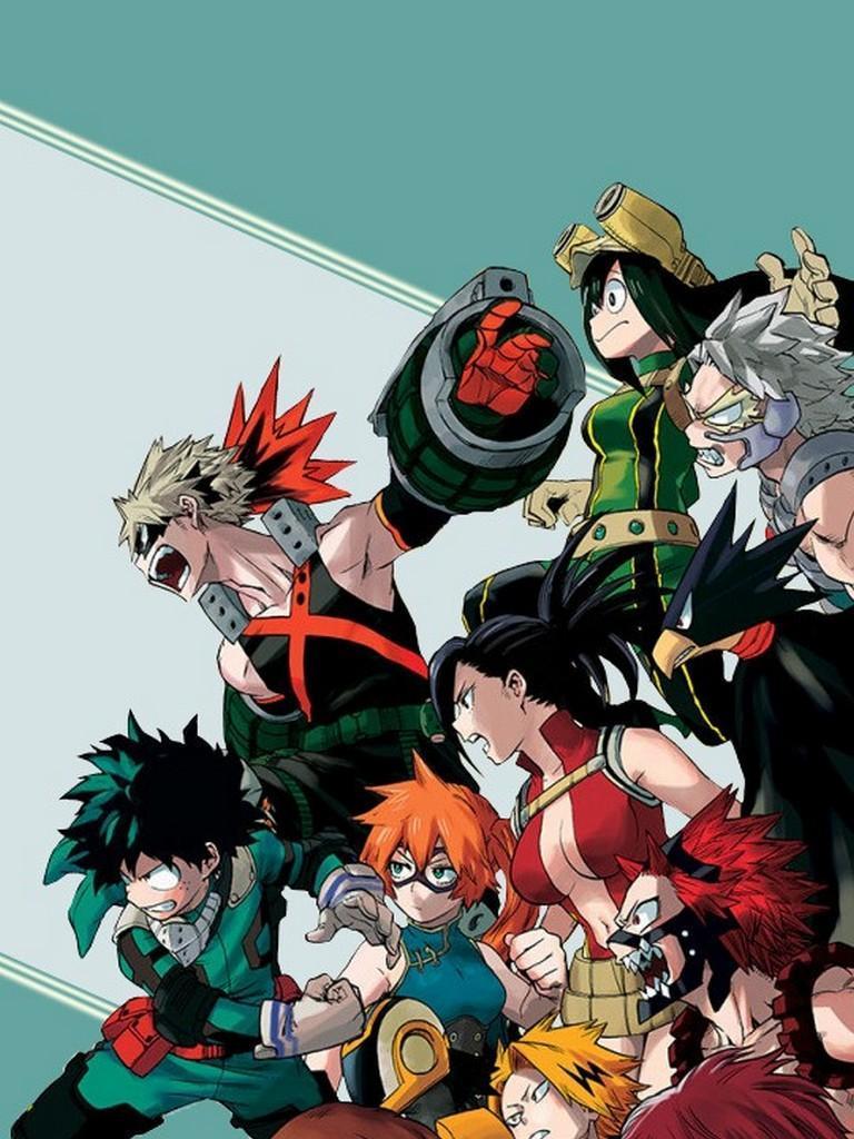 Boku No Hero Academia Wallpaper Art For Android Apk Download