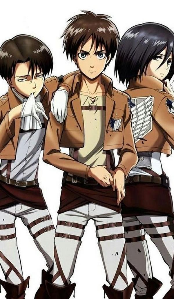 Attack On Titan Wallpaper Hd For Android Apk Download