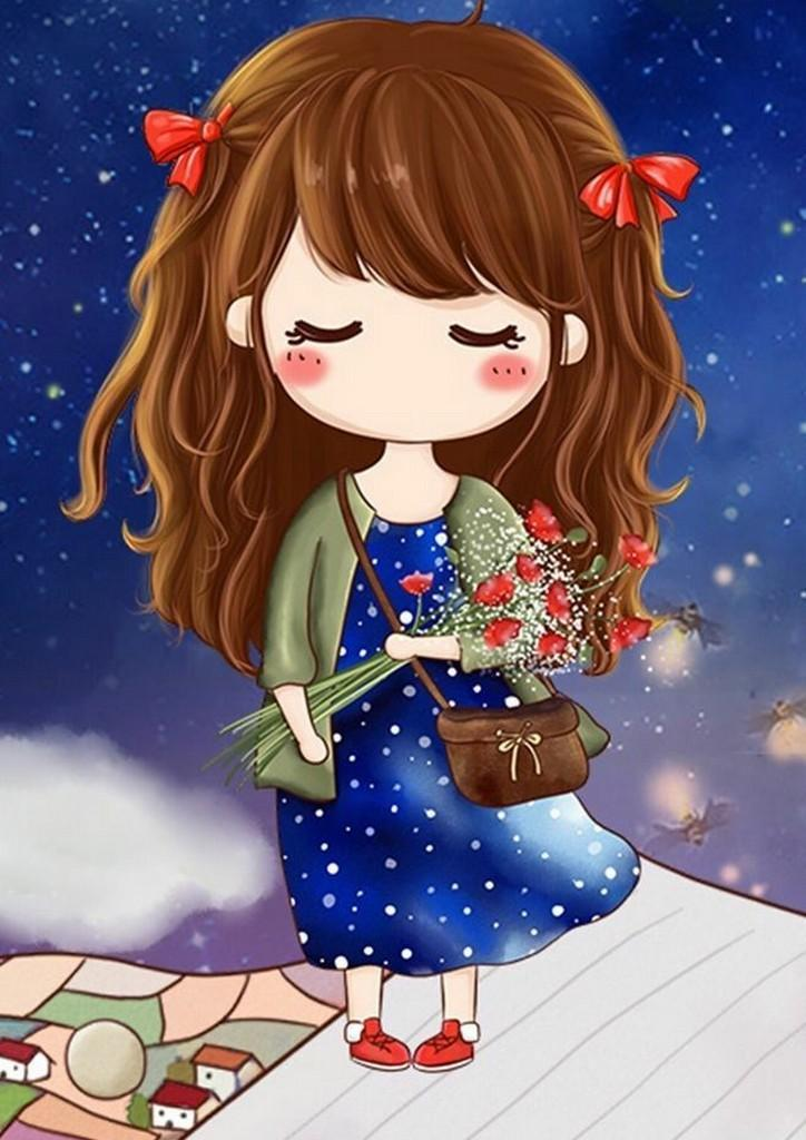 Pretty & Cute Anime Wallpaper for Android - APK Download