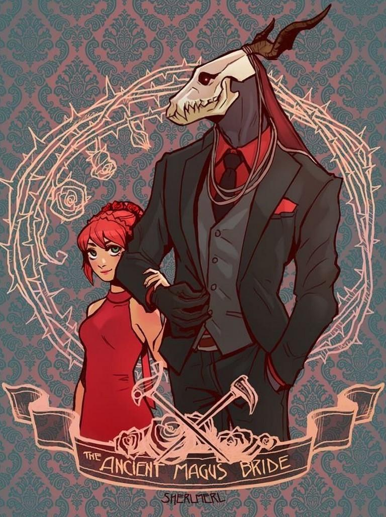 The Ancient Magus Bride Wallpaper For Android Apk Download