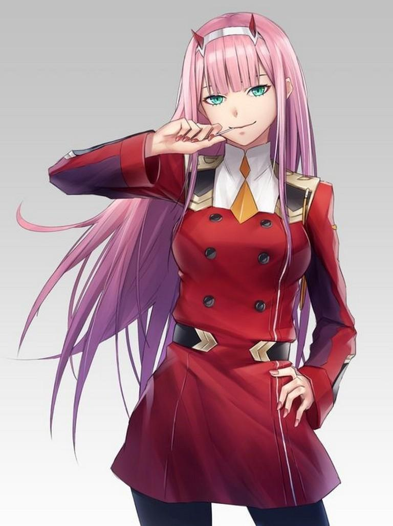 Darling In The Franxx Wallpaper Art For Android Apk Download