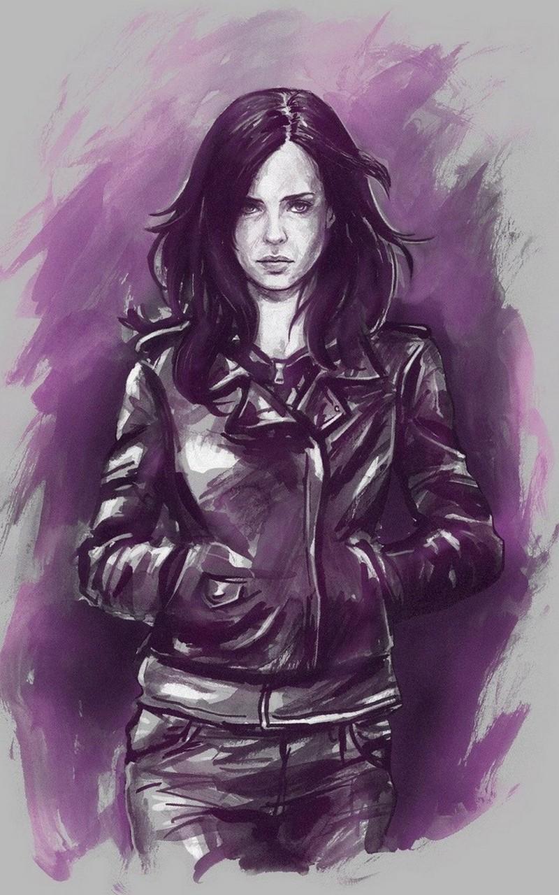 Jessica Jones Wallpaper Art For Android Apk Download