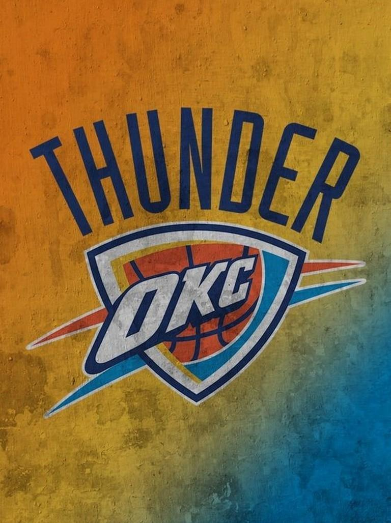 Oklahoma City Thunder Wallpaper Art For Android Apk Download
