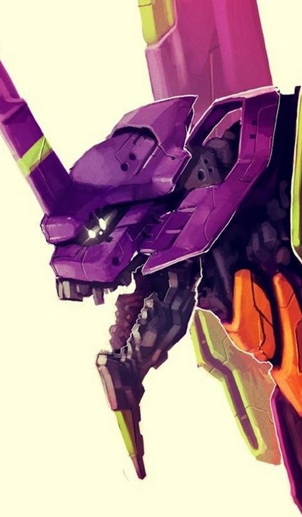 Evangelion Wallpaper Art For Android Apk Download