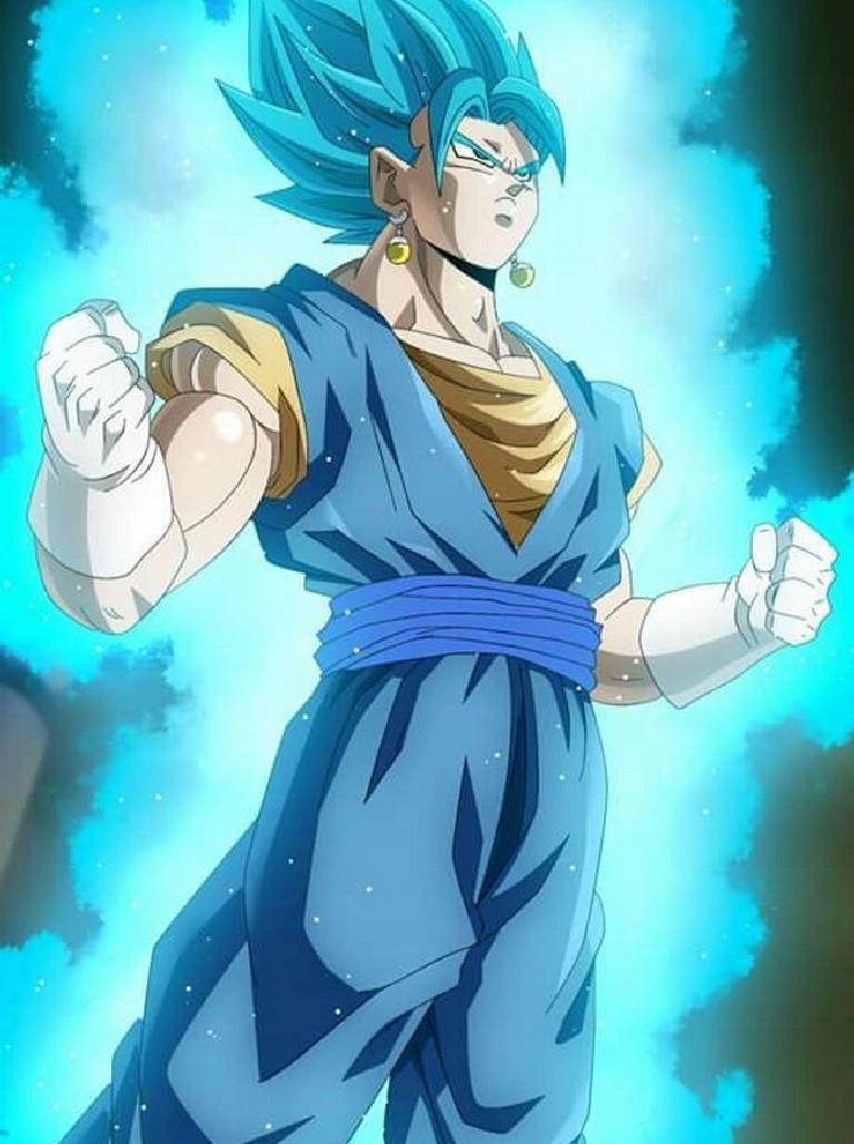 Goku Ssj Blue Wallpaper Art For Android Apk Download