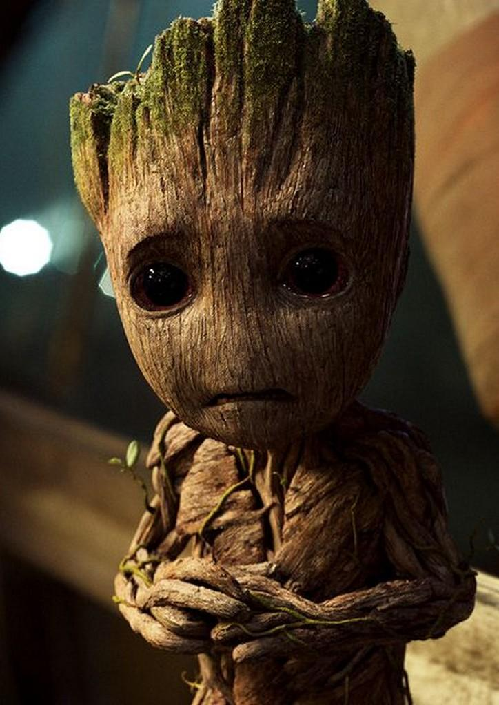 Baby Groot Wallpaper Fanart For Android Apk Download