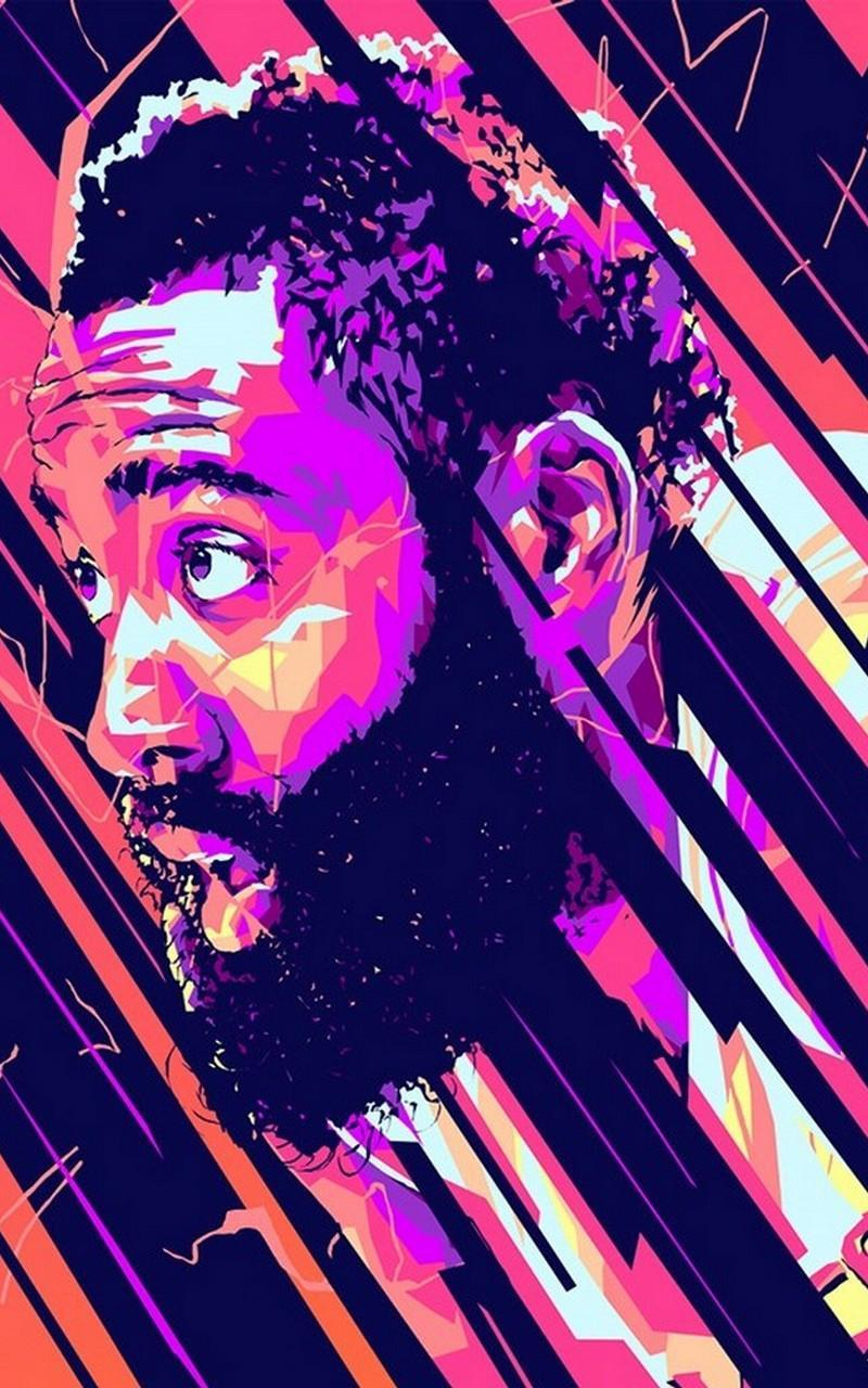 James Harden Wallpaper Art For Android Apk Download