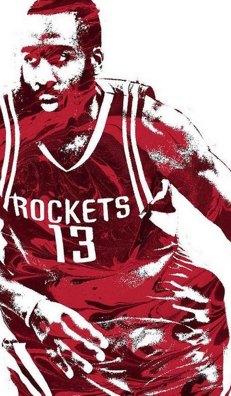 James Harden Wallpaper Art Screenshot 9