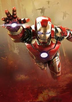 Iron-M Wallpaper apk screenshot