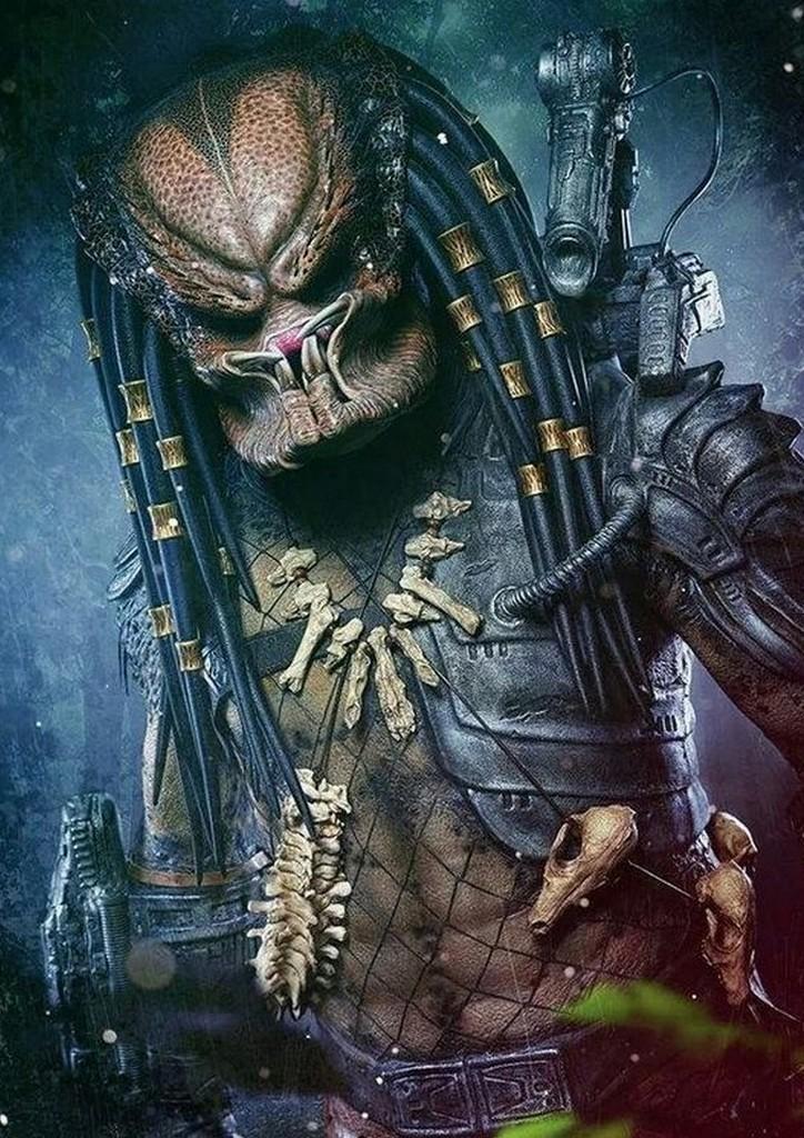 Predator: Ultimate Jungle Hunter Action Figure   Edmonds Comic Con Shop