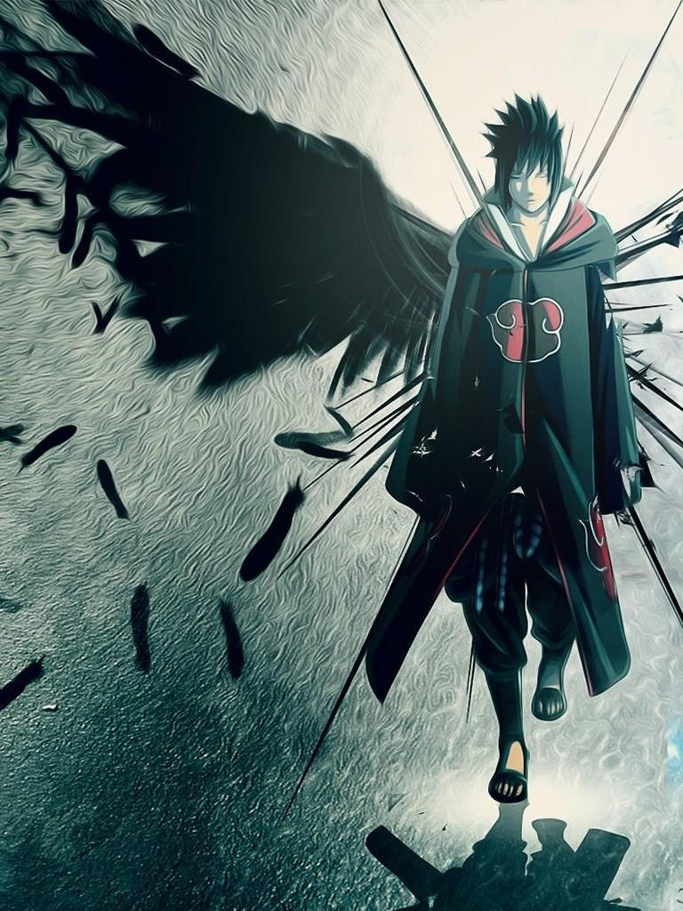 Sasuke Uchiha Wallpapers Hd Fur Android Apk Herunterladen