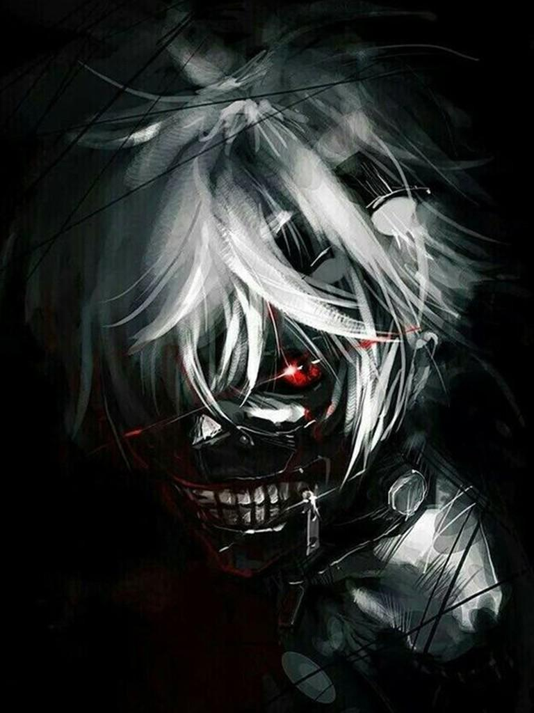 Ghoul Kaneki Ken Wallpaper Art For Android Apk Download