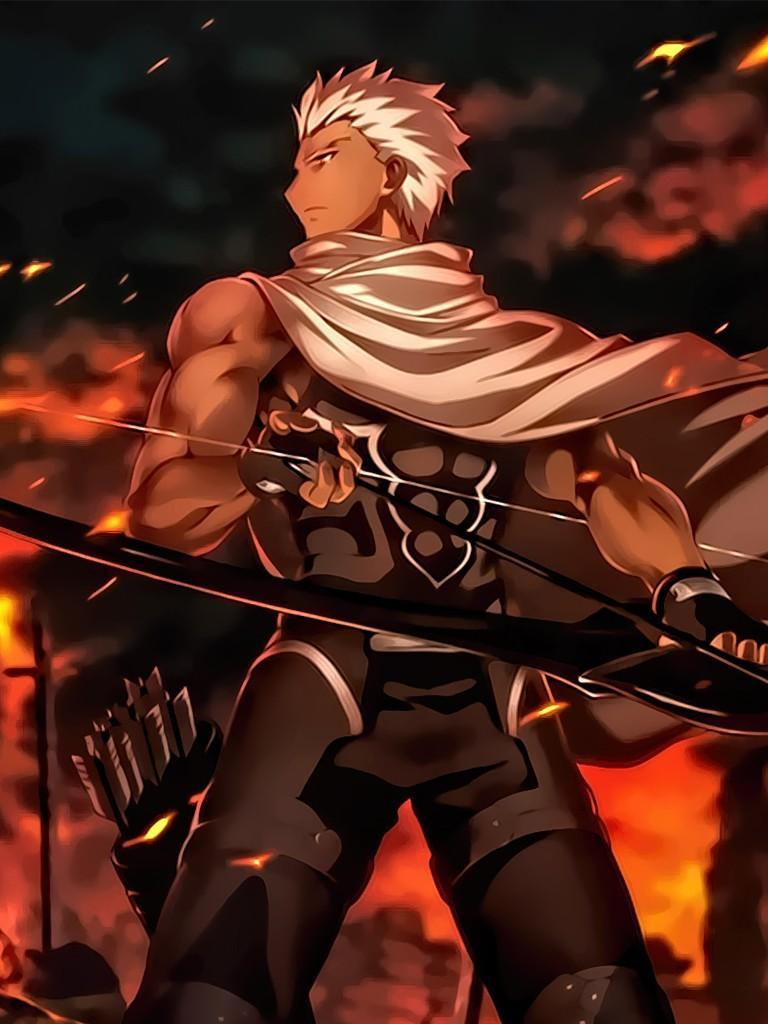 Android 用の Archer Fate Stay Wallpaper Art Hd Apk をダウンロード