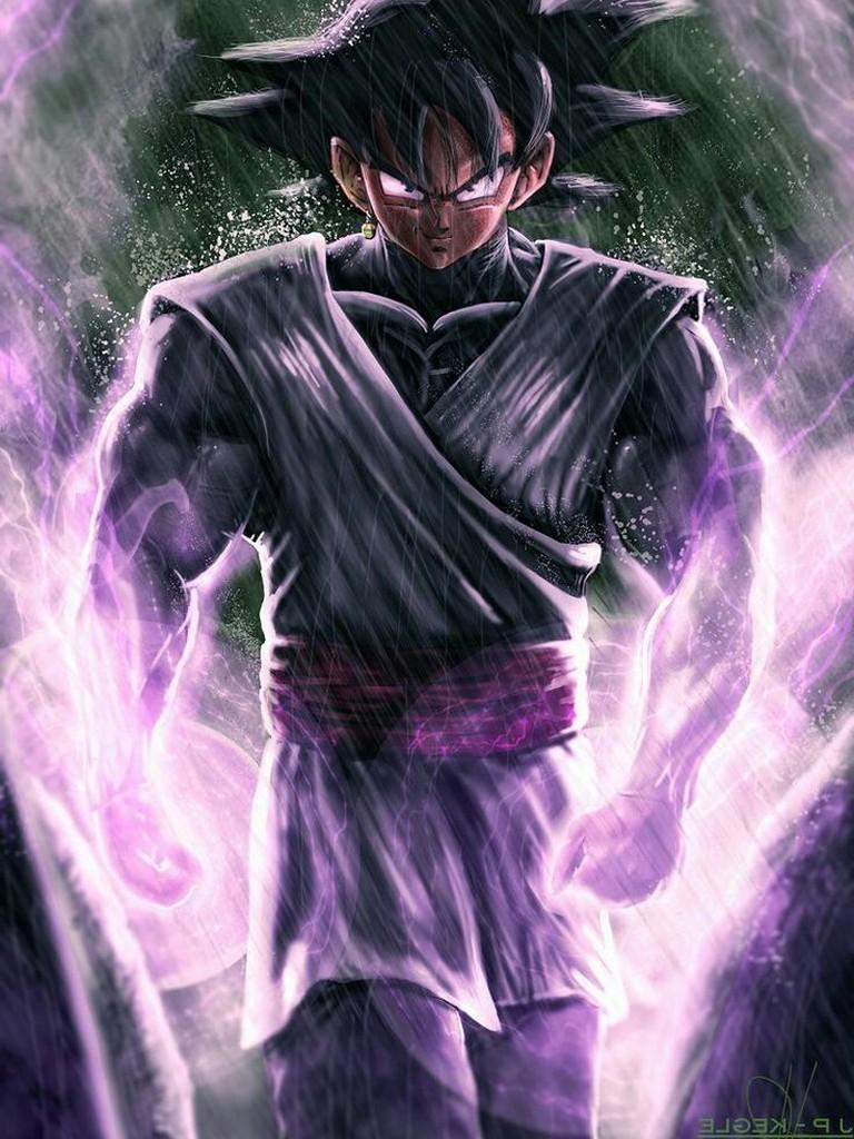 Black Goku Rose Wallpaper For Android Apk Download