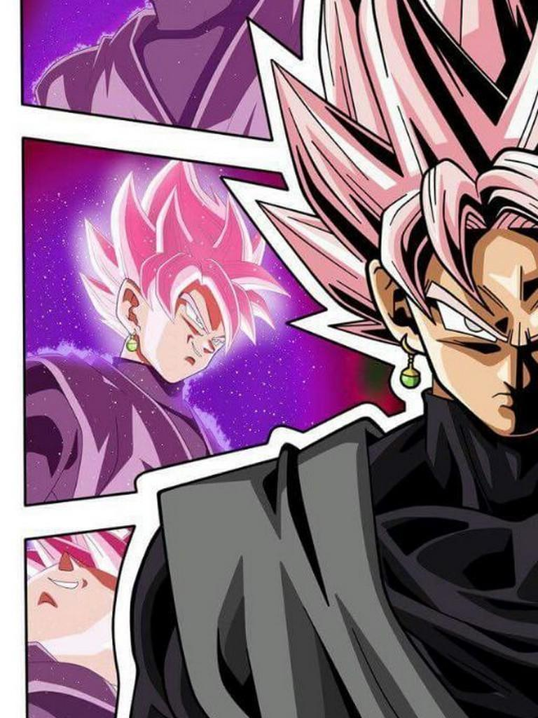 Black Goku Rose Wallpaper For Android Apk Download