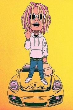 Lil Pump Fondo Hd For Android Apk Download