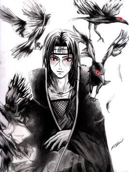Itachi Uchiha Wallpaper Poster Screenshot 1