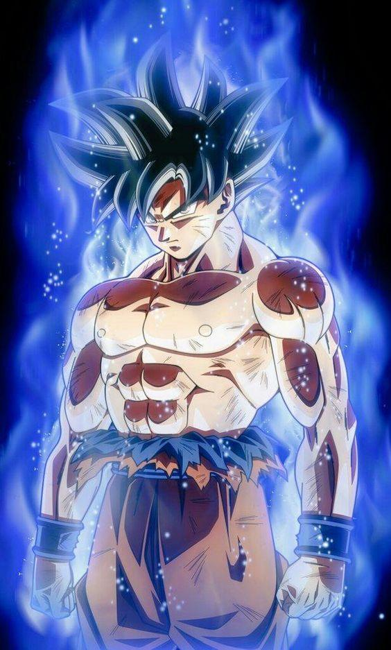 Download 102 Wallpaper Bergerak Goku Ultra Instinct HD Gratid
