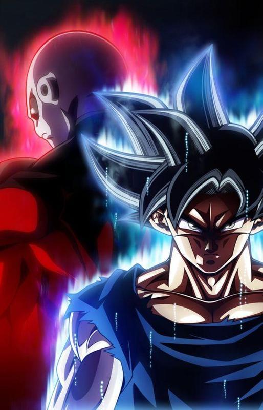 New Goku Ultra Instinct Art Wallpaper for Android - APK ...