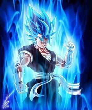 Goku Ultra Instinct wallpaper screenshot 3