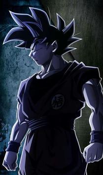 Goku Ultra Instinct wallpaper poster