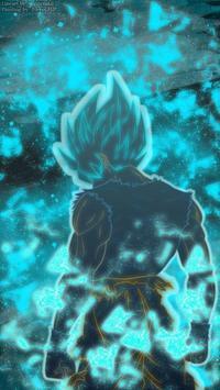 Goku Ultra Instinct wallpaper screenshot 2