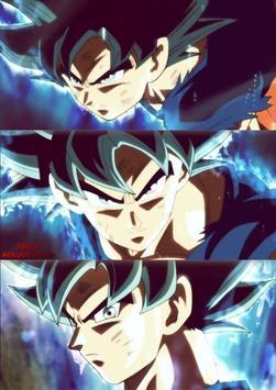 Goku Ultra Instinct wallpaper screenshot 5
