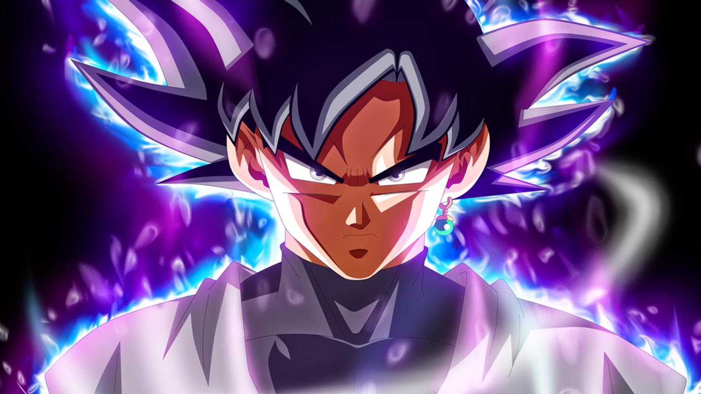 Ultra instinct goku wallpapers hd for android apk download - Image de dragon ...