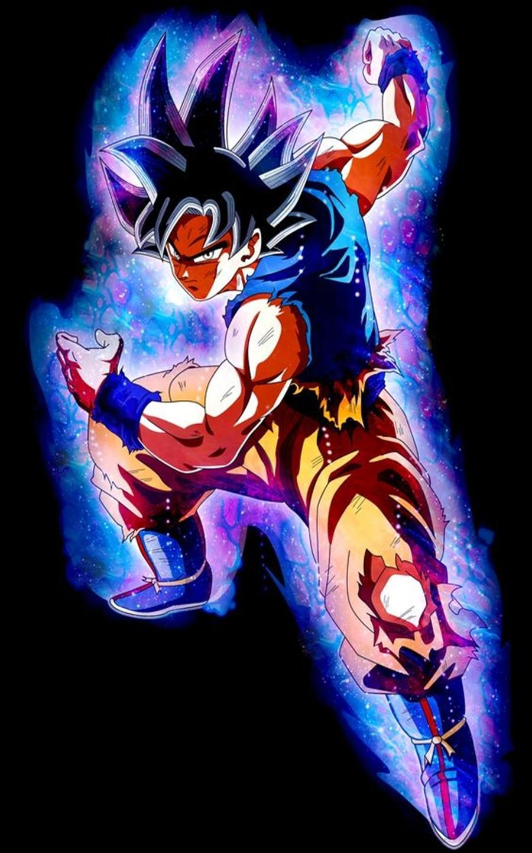 Goku Ultra Instinct Wallpaper For Android Apk Download