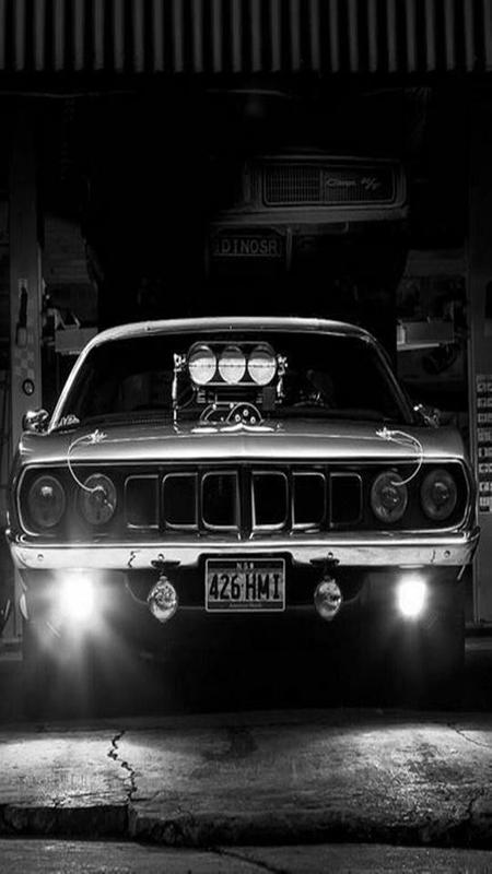 Classic Muscle Car Wallpaper For Android Apk Download