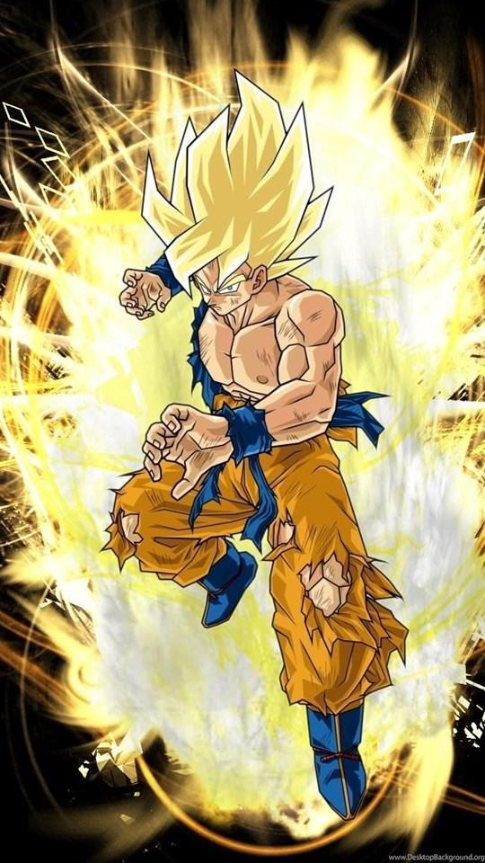 Goku Super Saiyan Wallpaper Hd For Android Apk Download