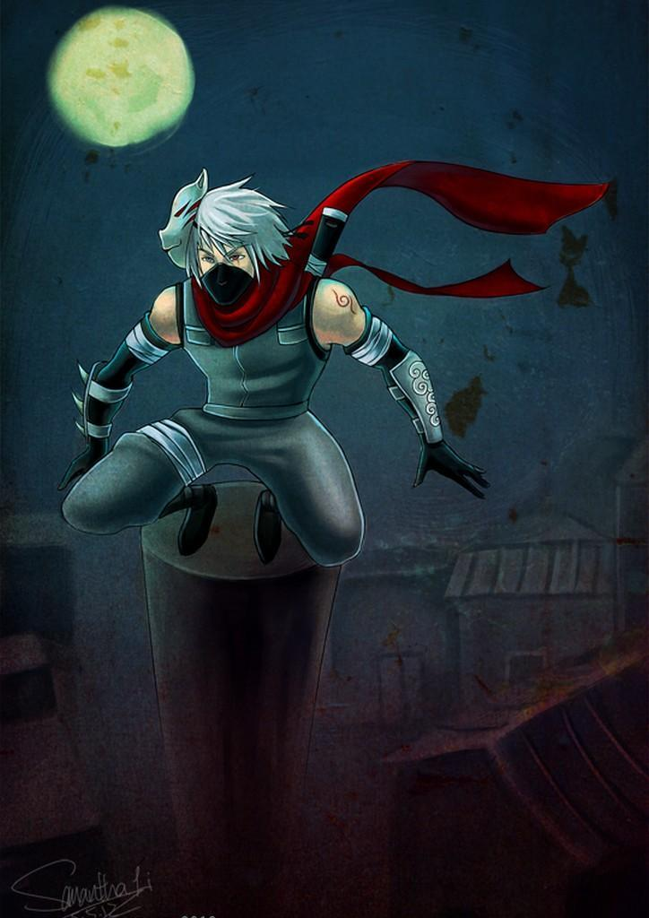 Shinobi Wallpapers Hd For Android Apk Download