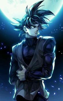 Goku Black Wallpaper Art screenshot 6
