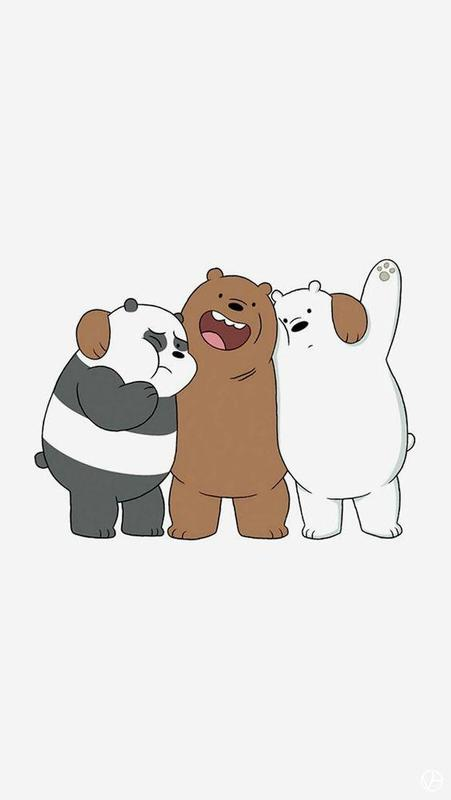 We bare bears wallpaper art for android apk download we bare bears wallpaper art screenshot 3 voltagebd Images