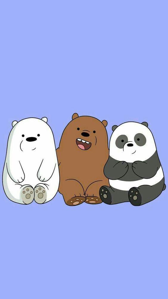 We Bare Bears Wallpaper Art For Android Apk Download