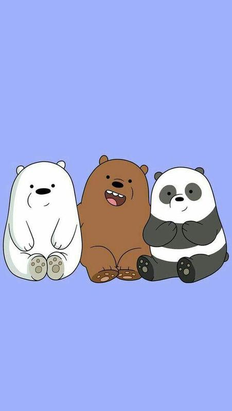 We bare bears wallpaper art for android apk download we bare bears wallpaper art screenshot 6 voltagebd Images
