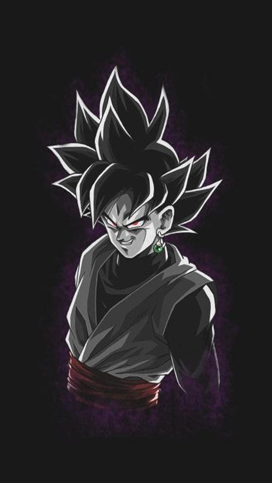 Black Goku Wallpaper Hd For Android Apk Download