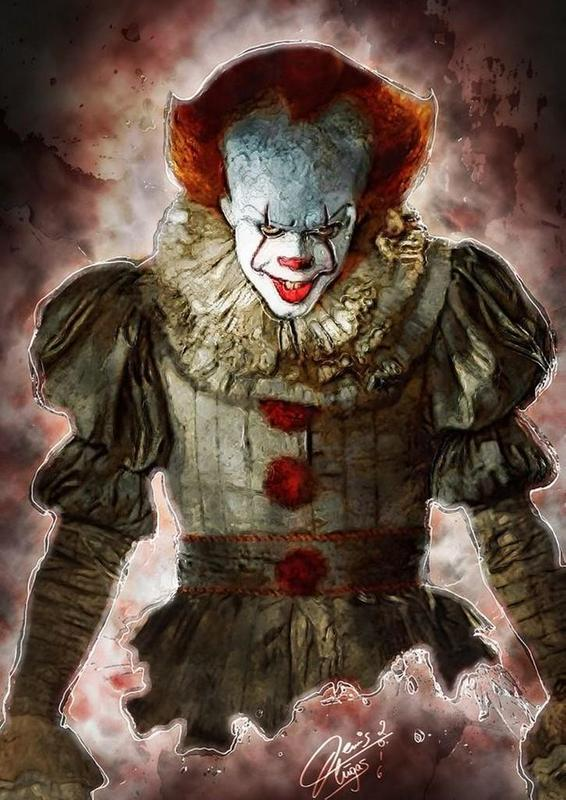 Pennywise 2017 wallpaper for android apk download - Pennywise wallpaper ...