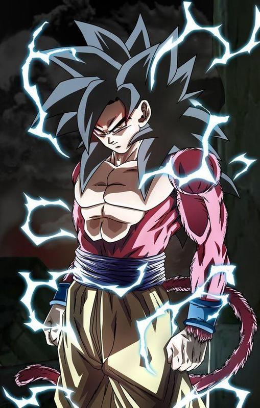 Goku ssj4 wallpaper for android apk download - Ssj4 vegeta wallpaper ...