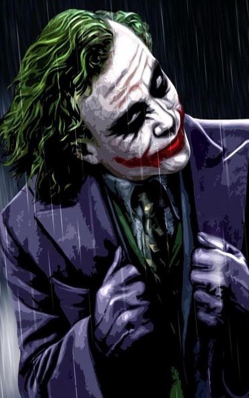 Joker Hd Images Joker Funny Cilorful Hd Wallpaper Joker In Jail
