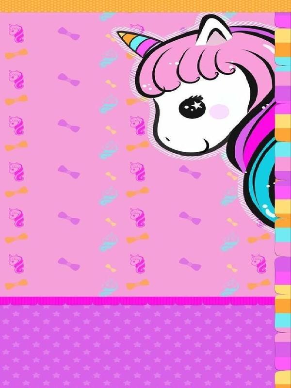 Dreamy Wallpaper Unicorn ART Poster Apk Screenshot