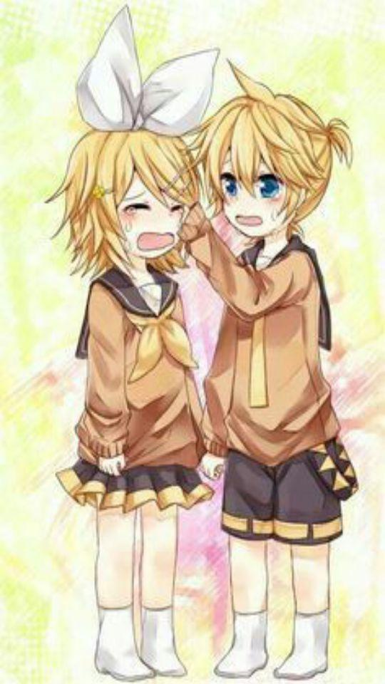 Kagamine Len And Rin Wallpaper For Android Apk Download