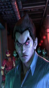 Devil Kazuya Wallpaper HD screenshot 3