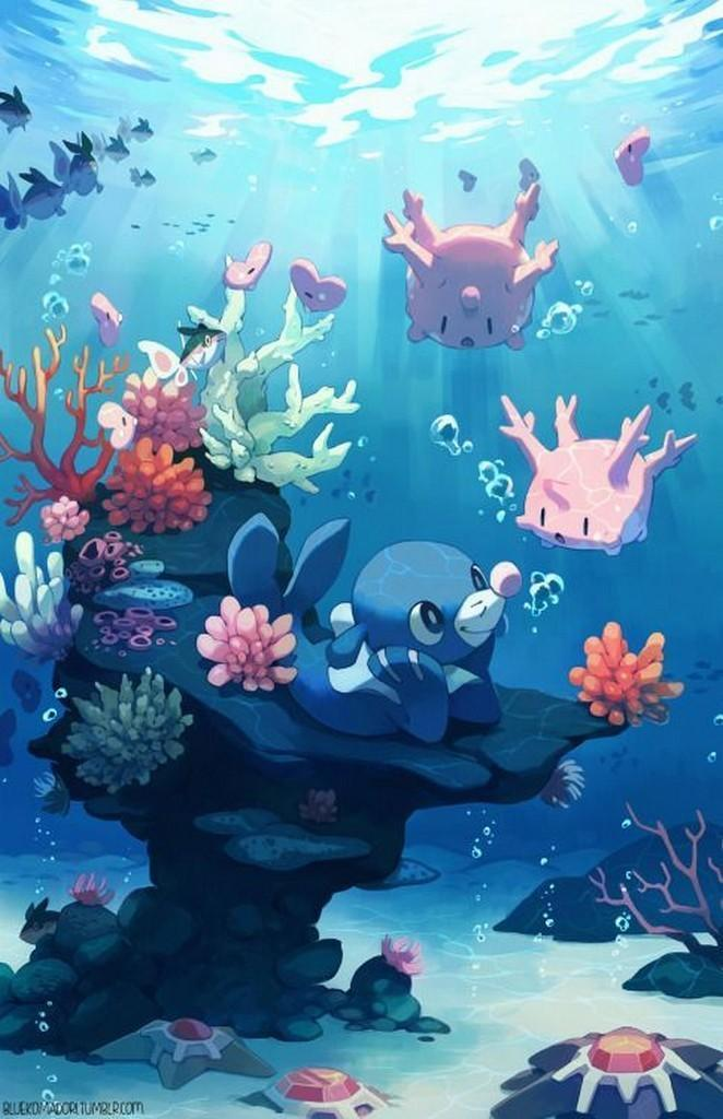 Pokemon Wallpaper Art For Android Apk Download