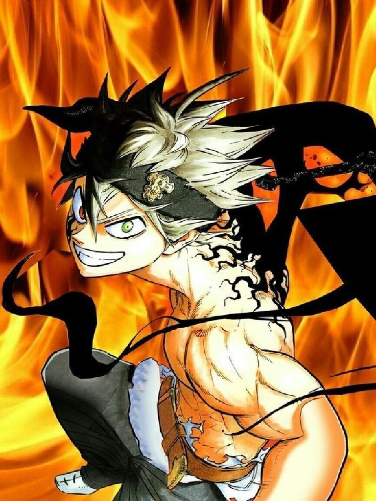 Black Clover Hd Wallpaper For Android Apk Download